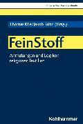 Cover-Bild zu Klie, Thomas (Hrsg.): FeinStoff (eBook)