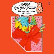 Cover-Bild zu Niemeier, Ingrid und Jost: Hurra, ich bin schon ..., Folge 5: Hurra, ich bin schon 8 (Audio Download)