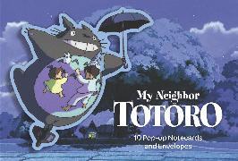 Cover-Bild zu Studio Ghibli (Fotogr.): My Neighbor Totoro Pop-Up Notecards