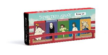 Cover-Bild zu Studio Ghibli (Fotogr.): Spirited Away Eraser Set
