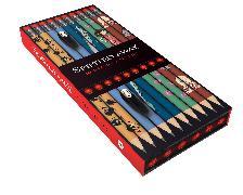 Cover-Bild zu Studio Ghibli (Fotogr.): Spirited Away Pencils