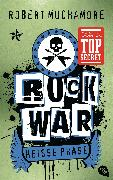 Cover-Bild zu Muchamore, Robert: Rock War - Heiße Phase (eBook)