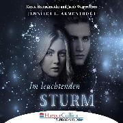 Cover-Bild zu Im leuchtenden Sturm - Götterleuchten 2 (Ungekürzt) (Audio Download) von Armentrout, Jennifer L.