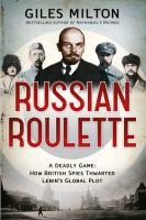 Cover-Bild zu Milton, Giles: Russian Roulette