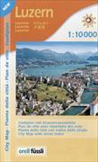Cover-Bild zu Luzern Zentrum. 1:10'000