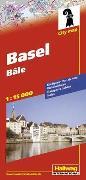 Cover-Bild zu Basel Stadtplan 1:15 000. 1:15'000 von Hallwag Kümmerly+Frey AG (Hrsg.)