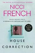 Cover-Bild zu House of Correction (eBook) von French, Nicci