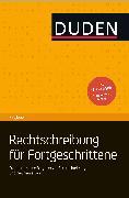 Cover-Bild zu Rechtschreibung für Fortgeschrittene