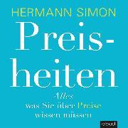 Cover-Bild zu Preisheiten (Audio Download) von Simon, Hermann