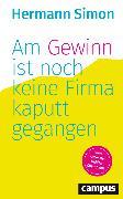 Cover-Bild zu Am Gewinn ist noch keine Firma kaputtgegangen (eBook) von Simon, Hermann