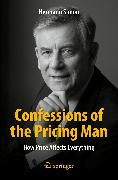 Cover-Bild zu Confessions of the Pricing Man (eBook) von Simon, Hermann