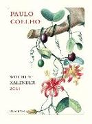 Cover-Bild zu Coelho, Paulo: Wochen-Kalender 2021