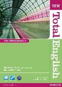 Cover-Bild zu New Total English Pre-intermediate Students' Book (with Active Book CD-ROM) von Crace, Araminta