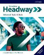 Cover-Bild zu Headway: Advanced: Student's Book with Online Practice