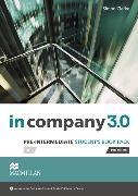 Cover-Bild zu In Company 3.0 Pre-Intermediate Level Student's Book Pack von Clarke, Simon