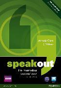Cover-Bild zu Speakout Pre-intermediate Students' Book (with DVD / Active Book) von Clare, Antonia