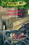 Cover-Bild zu Pope Osborne, Mary: Das magische Baumhaus 31 - Sturmflut vor Venedig