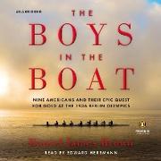 Cover-Bild zu Brown, Daniel James: The Boys in the Boat