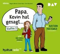 Cover-Bild zu »Papa, Kevin hat gesagt?« Staffel 2 von Ahrem, Regine
