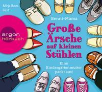 Cover-Bild zu Große Ärsche auf kleinen Stühlen von Benni-Mama
