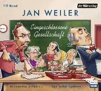 Cover-Bild zu Eingeschlossene Gesellschaft von Weiler, Jan