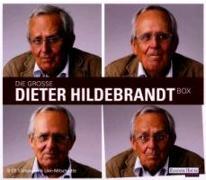 Cover-Bild zu Die große Dieter Hildebrandt-Box von Hildebrandt, Dieter