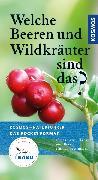 Cover-Bild zu Dreyer, Eva-Maria: Welche Beeren und Wildkräuter sind das? (eBook)