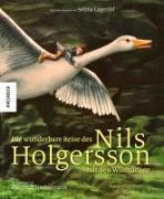 Cover-Bild zu Lagerlöf, Selma: Die wunderbare Reise des Nils Holgersson mit den Wildgänsen