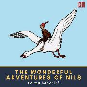 Cover-Bild zu Lagerlöf, Selma: The Wonderful Adventures of Nils (Audio Download)