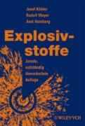Cover-Bild zu Explosivstoffe