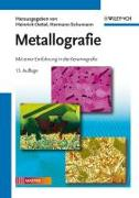 Cover-Bild zu Metallografie