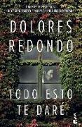Cover-Bild zu Todo esto te dare von Redondo, Dolores