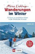 Cover-Bild zu Bauregger, Heinrich: Meine Lieblings-Wanderungen im Winter