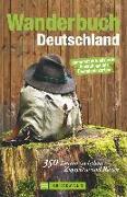 Cover-Bild zu Pröttel, Michael: Wanderbuch Deutschland