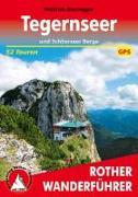 Cover-Bild zu Bauregger, Heinrich: Tegernseer und Schlierseer Berge