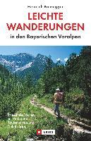 Cover-Bild zu Bauregger, Heinrich: Leichte Wanderungen in den Bayerischen Voralpen