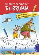 Cover-Bild zu Napp, Daniel (Illustr.): Dr. Brumm: Von Punkt zu Punkt mit Dr. Brumm - Bärenstarkes Zahlenverbinden von 1 - 120