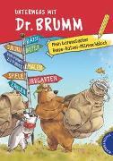 Cover-Bild zu Napp, Daniel (Illustr.): Dr. Brumm: Unterwegs mit Dr. Brumm - Mein bärenstarker Reise-Rätsel-Mitmachblock