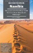 Cover-Bild zu Runck, Robin: Reiseführer Namibia