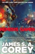 Cover-Bild zu Corey, James S. A.: Nemesis Games (eBook)