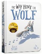 Cover-Bild zu Bright, Rachel: The Way Home for Wolf Board Book