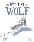 Cover-Bild zu Bright, Rachel: The Way Home For Wolf