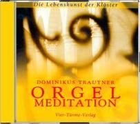Cover-Bild zu CD: Orgelmeditation