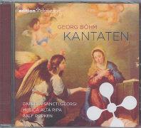 Cover-Bild zu Georg Böhm - Kantaten