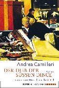 Cover-Bild zu Camilleri, Andrea: Der Dieb der süßen Dinge (eBook)