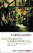 Cover-Bild zu Camilleri, Andrea: Montalbanos allererster Fall (eBook)