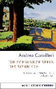 Cover-Bild zu Camilleri, Andrea: Die schwarze Seele des Sommers (eBook)