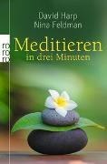 Cover-Bild zu Meditieren in drei Minuten
