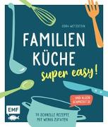 Cover-Bild zu Familienküche super easy