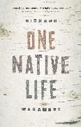 Cover-Bild zu Wagamese, Richard: One Native Life